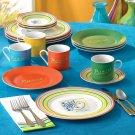 Picasso 'lines' Dinnerware Set