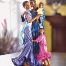 Null Family Of Four Figurine