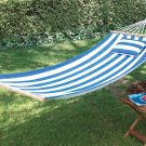 Null Blue Striped Hammock