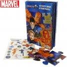 Marvel Fantastic Activity Book & Floor Puzzle