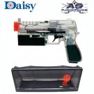 Daisy Airsoft Pistol W/laser Sight & Target