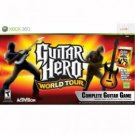 Activision Blizzard Inc GH World Tour Guitar Kit X360