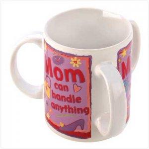 Mom Can Handle Anything Mug