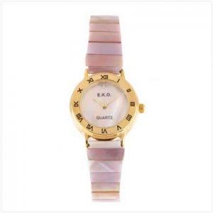 Pink Ocean Radiance Watch