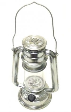 LED Hurricane Lantern 15 Bulb FL805-15S