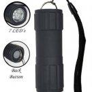 Waterproof Shock resistant 7 Led Flashlight FL3031WSB
