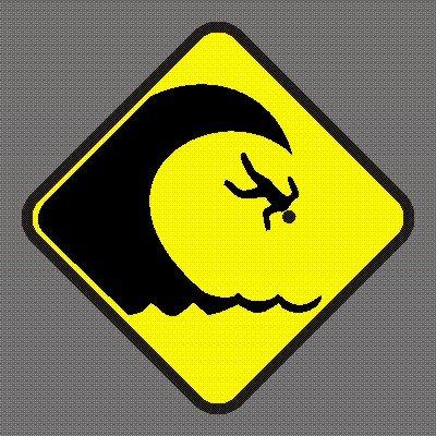 Hip Hazard High Surf Shirt