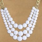 Sphere beaded Necklace & Earring set -W16551NE