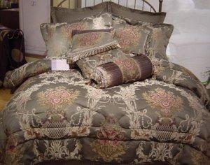 Rose Court Luxury Comforter Set-Queen