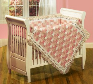 Hannah 4-piece Crib Set