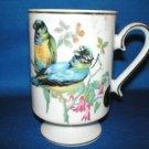 ROYAL CROWN SMUG MUGS LOVE BIRDS COFFEE MUGS 4383