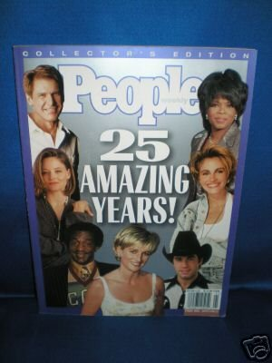 Buy people magazine - People Magazine 25 Amazing Years Collector\'s Edition