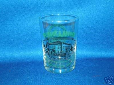 SHOT GLASS AS SHOWN~WEINGUT G BREUER RUDESHEIMER SCHLOS