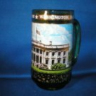 GLASSWARE~BEER STEIN THE WHITE HOUSE WASHINGTON DC