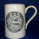 COLD CREAM COFFEE MUG AS SHOWN