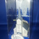 CHURCHES OF AMERICA COLLECTION CHRISTMAS ORNAMENT