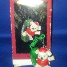 HALLMARK KEEPSAKE CHRISTMAS ORNAMENT GRANDSON 1993