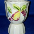 VINTAGE EGG CUP~AS SHOWN FLORAL JAPAN