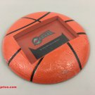 Basketball Shaped 4 x 6 Picture Photo Frame