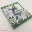 EA Sports Madden NFL 15 Video Game - Xbox One