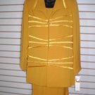 Woman's Harmony of New York Purple jacket and shell in size 26