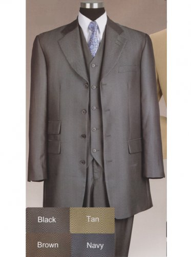 Men's 3 PC Suit