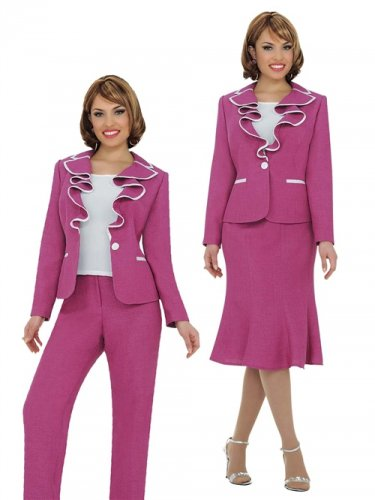 Woman's Size 24 4PC Ben Marc Suit