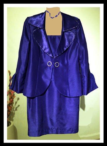Woman's Embellished Suit by J lauren # 523