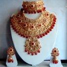 indian bollywood jodha akbar inspired bridal jewelery set