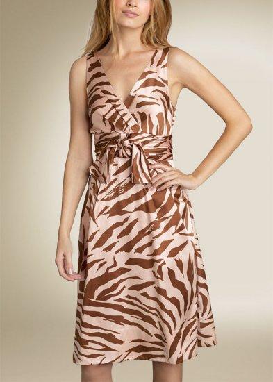 Marc by Marc Jacobs Le Tigre Silk Dress