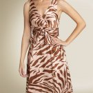 Marc by Marc Jacobs Le Tigre Silk Dress