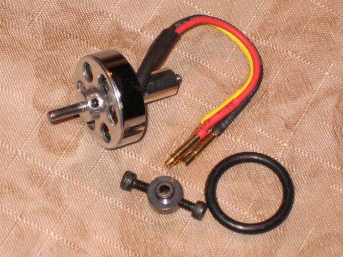 Brushless 1300kv Motor for Park Flyer 70-110W