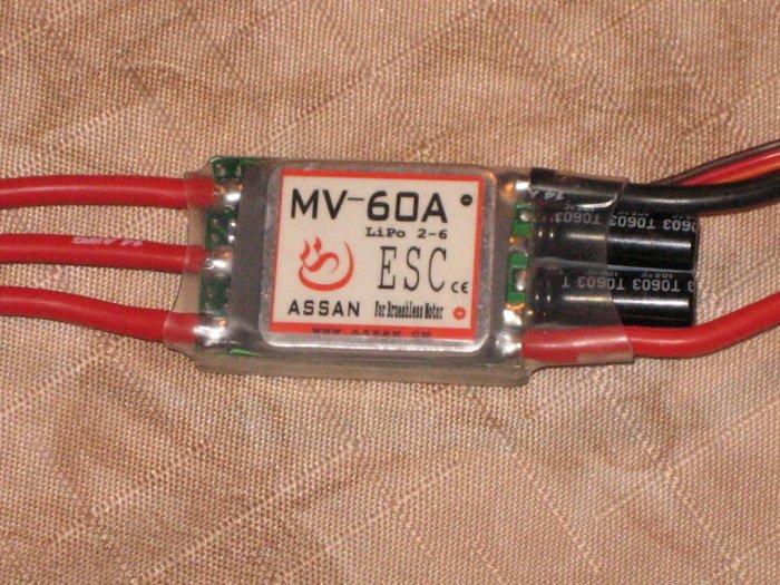 Assan Storm 60A ESC