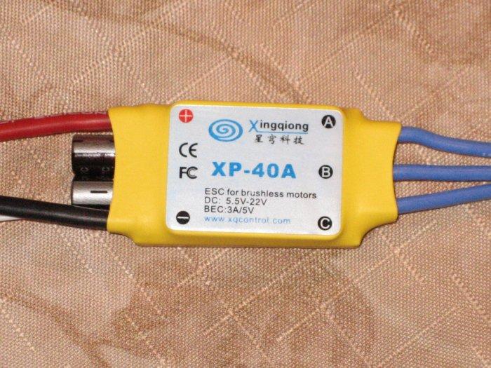 VOLO XP 40A ESC