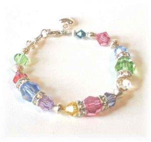 CRYSTAL CANDY Bracelet - Child's Bracelet