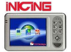 GPS Navigation Monitor + PDA G-801
