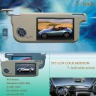 Car Sun-visor TFT LCD Monitor  SM01-02