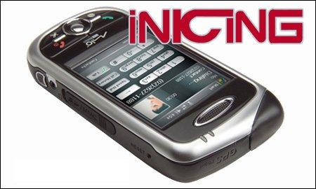 A-701GPS Mobile phone + Pocket PC