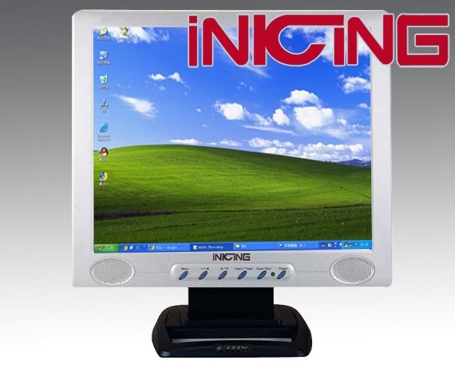 IN-712A LCD TV monitor