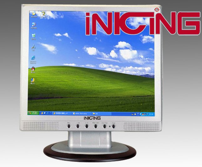 IN-S17E LCD TV monitor