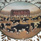 Franklin Mint - American Folk Art Plate