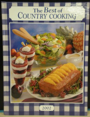 Taste of Home&#039;s Best of Country Cooking 2002