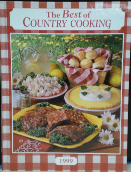 Taste of Home's Best of Country Cooking 1999
