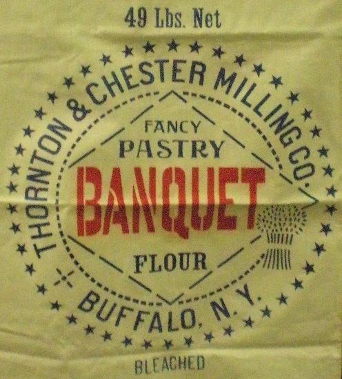 Banquet Flour Sacks