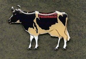 Dairy Farmers YMCA Folksmarch Lapel Pin