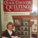 More Quick Country Quilting - Debbie Mumm