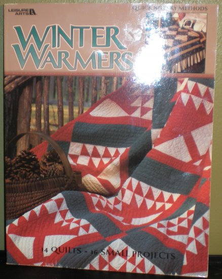 Winter Warmers Quick Rotary Methods