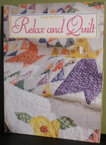 Relax and Quilt