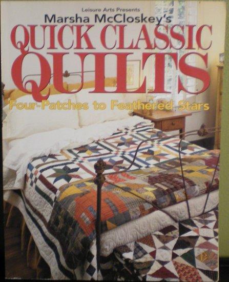 Marsha McCloskey's Quick Classic Quilts