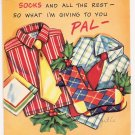 1940s Fun Pop-Out Christmas Greeting
